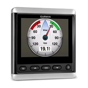 Garmin GMI 20 Marine Instrument Display Right View