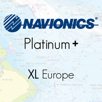 Navionics Platinum Plus XL Europe Marine Charts