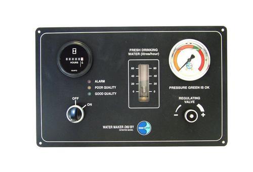 Dessalator D30 Freedom Watermaker Control Panel