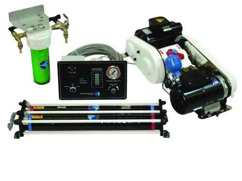 Dessalator D100 DUO Watermaker