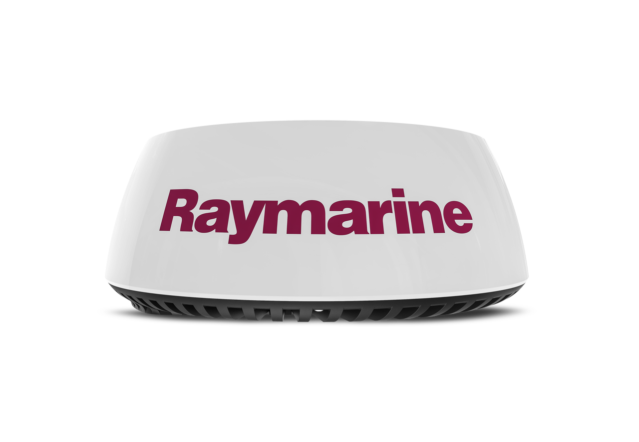 "Raymarine Quantum Q24C 18"" Radar Right View"