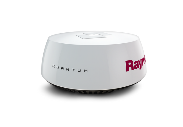 "Raymarine Quantum Q24C 18"" Radar Top View"