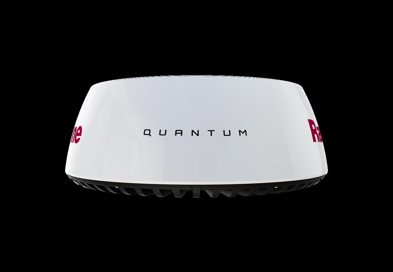"""Raymarine Quantum Q24C 18"""" Radar Front View"""