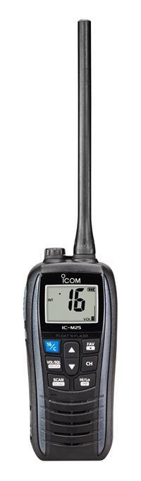 Icom IC-M25EURO Buoyant Handheld VHF