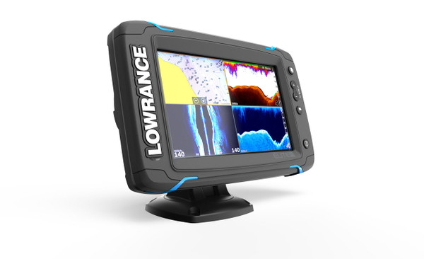 Lowrance Elite 7 Ti Multifunction Display Right View