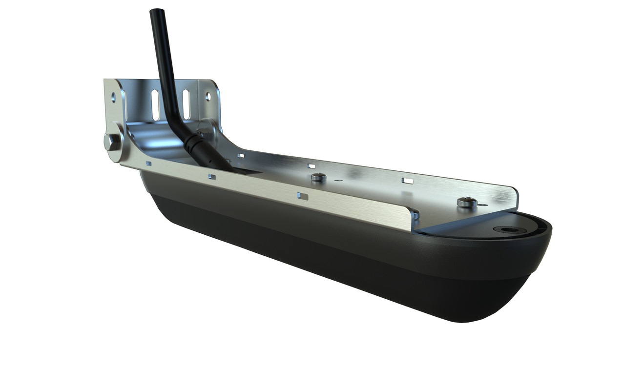 Lowrance StructureScan 3D Transducer Right View