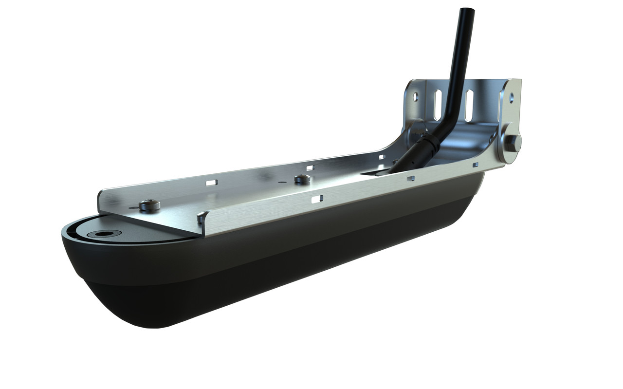 Lowrance StructureScan 3D Transducer Left View