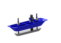 Lowrance StructureScan HD Stainless Steel Transducer