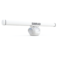 Simrad HALO 6 Pulse Compression Radar Right View