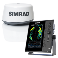 Simrad R2009 Radar Control Unit with BB Radar Kit