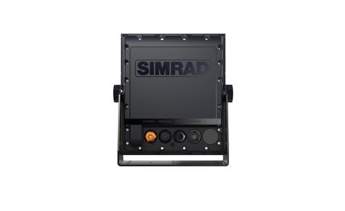 Simrad R2009 Radar Control Unit Back View