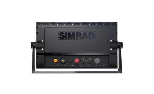Simrad R3016 Radar Control Unit Back View