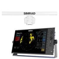 Simrad R3016 Radar Control Unit with TXL-25S-7 Rada