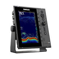 Simrad S2009 Fishfinder Right View