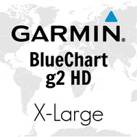 Garmin BlueChart g2 HD X-Large