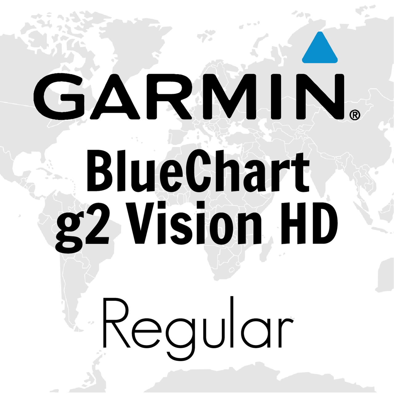 Garmin BlueChart g2 Vision HD Regular