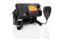 Simrad RS35 Marine VHF Radio with AIS Right View