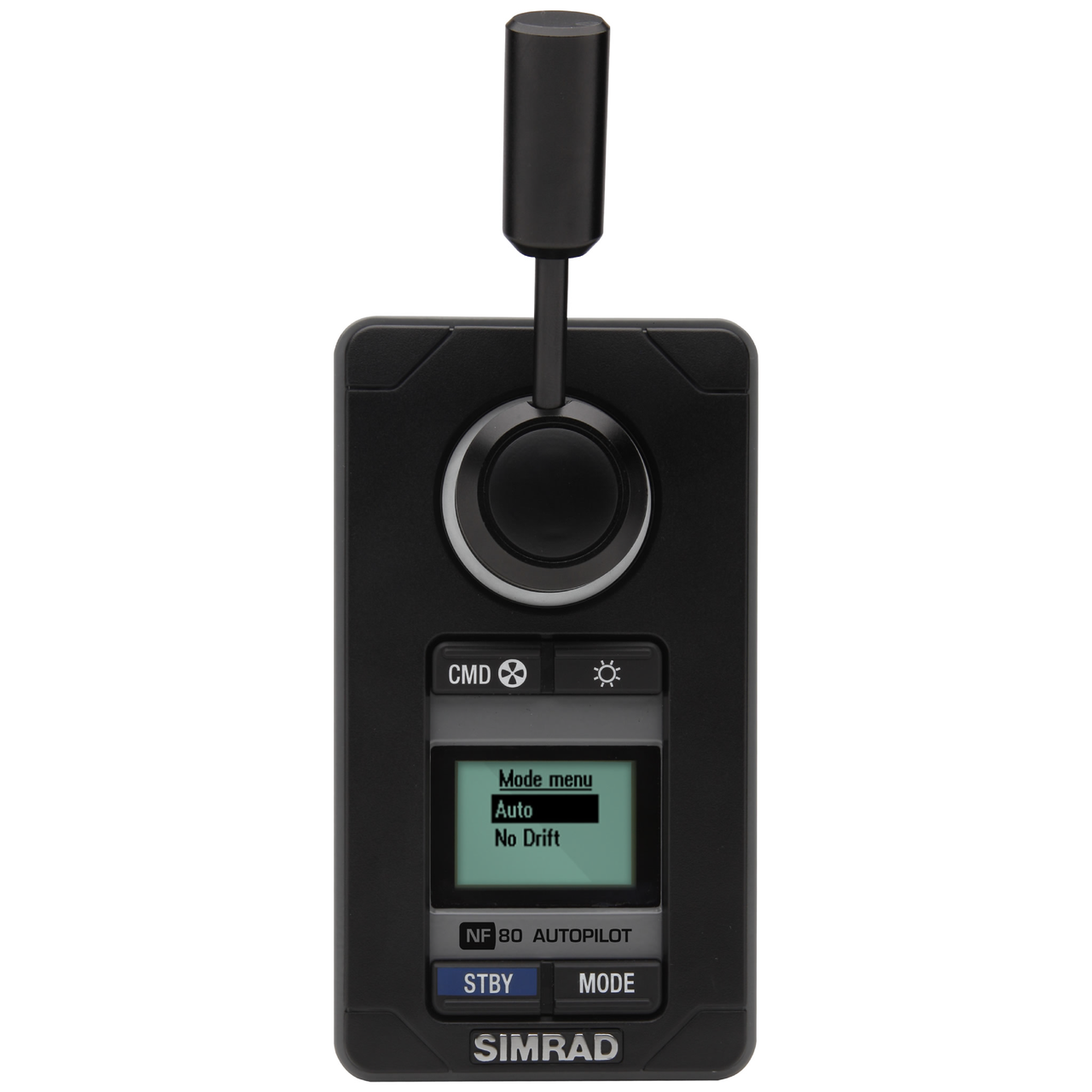 Simrad NF80 Non Follow Up Remote Front View
