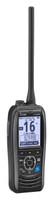 Icom IC-M93D EURO Buoyant Handheld VHF Angle View