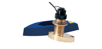 Raymarine B744V Bronze Through-Hull Transducer