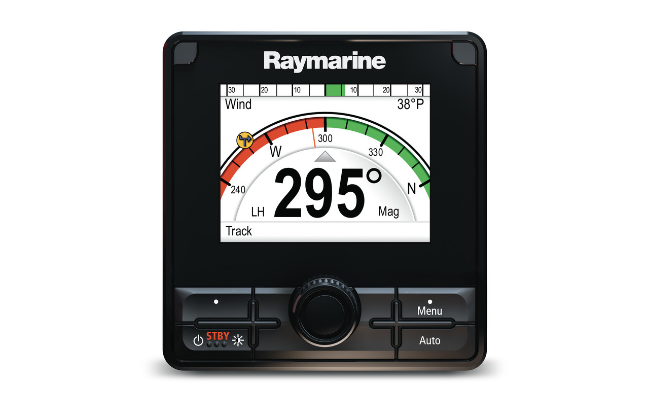 Raymarine p70Rs Autopilot Control Head Front View
