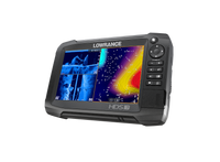 Lowrance HDS-7 Carbon Left View