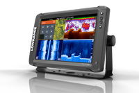 Lowrance Elite 12 Ti Multifunction Display Left View