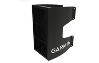 Garmin Carbon Fibre Mast Bracket Left View