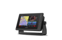 Garmin GPSMAP 722 Multifunction Display Split Screen