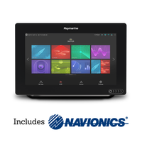 Raymarine Axiom 9 Multifunction Display with Navionics + Chart