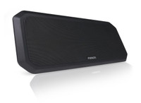 Fusion Sound-Panel Speaker System Black Side View