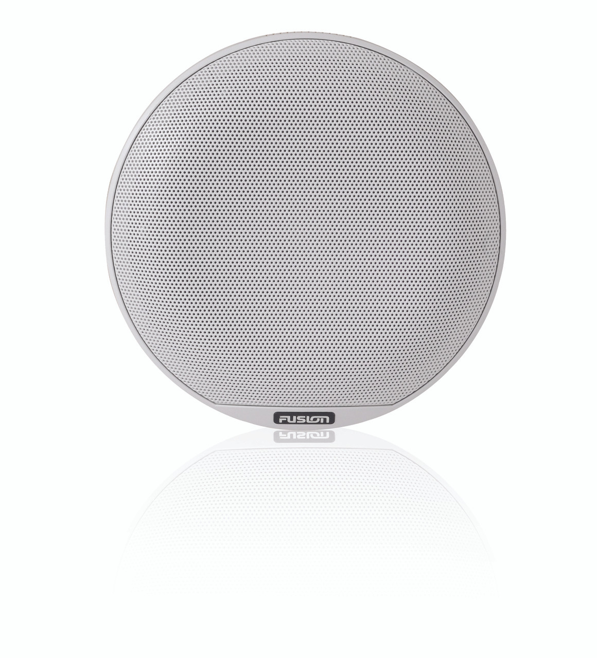 """Fusion SG-F65W 6.5"""" 230 Watt Coaxial Classic Marine Speaker Front with Shadow"""