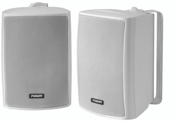 "Fusion MS-OS420 4"" 100 Watt Box Speakers"