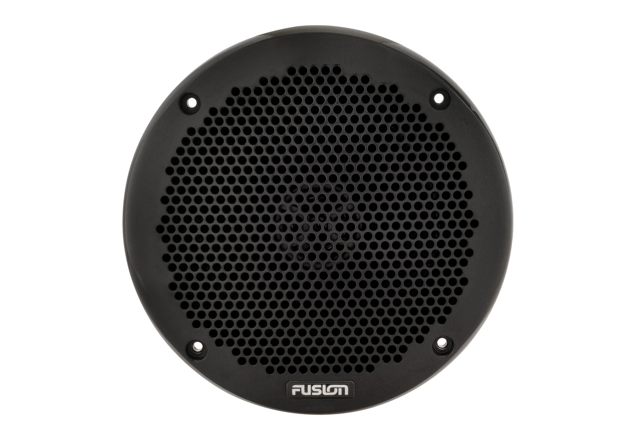 "Fusion MS-EL602B 6"" 150 Watt 2-Way Speaker Front"