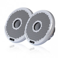 "Fusion MS-FR4021 4"" 120 Watt 2-Way Speakers Pair"