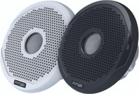 "Fusion MS-FR7021 7"" 260 Watt 2-Way Speakers Black and White"