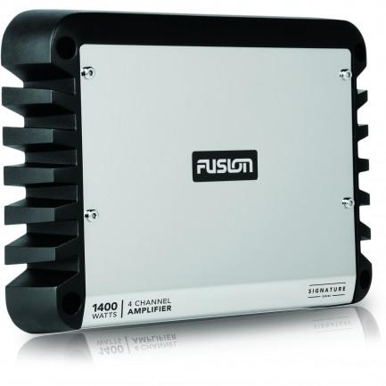 Fusion MS-DA41400 Signature Series 4 Channel Marine Amplifier Right View