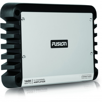 Fusion SG-DA51600 Signature Series 5 Channel Marine Amplifier Right View