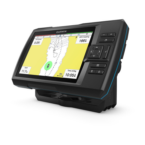 Garmin Striker Plus 7sv Left