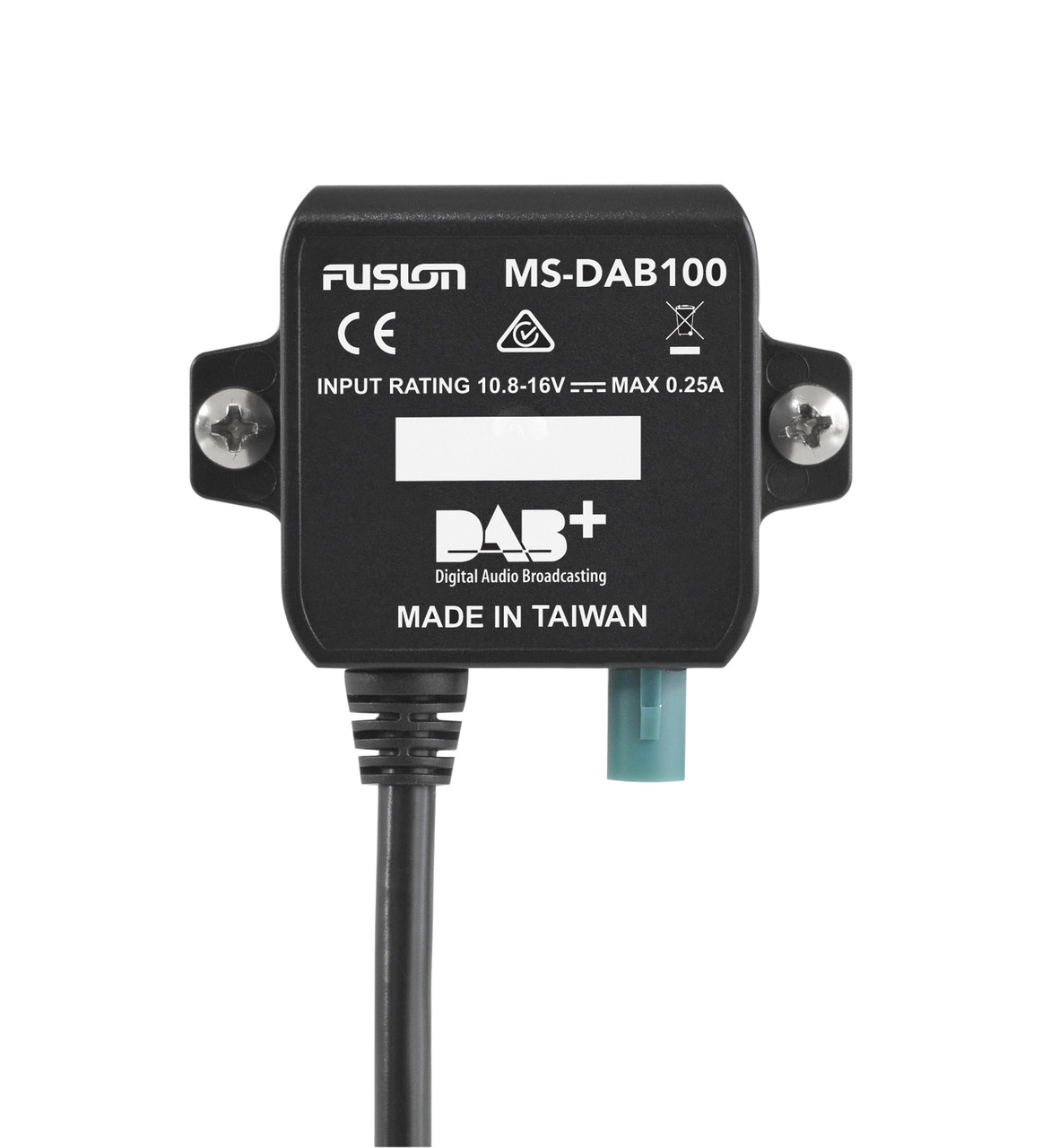 Fusion MS-DAB100A Module Front View