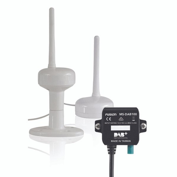 Fusion MS-DAB100A Aerials group