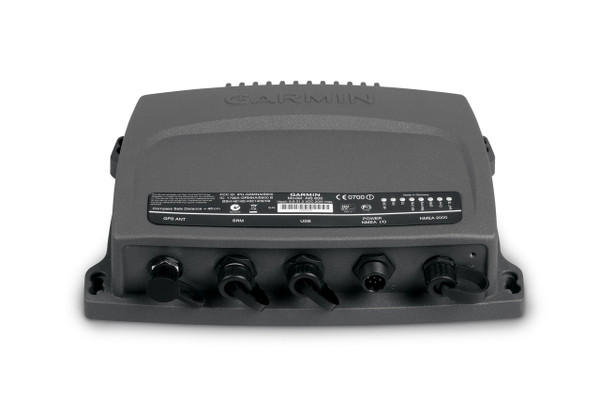 Garmin AIS 600 Blackbox Transceiver Angled View