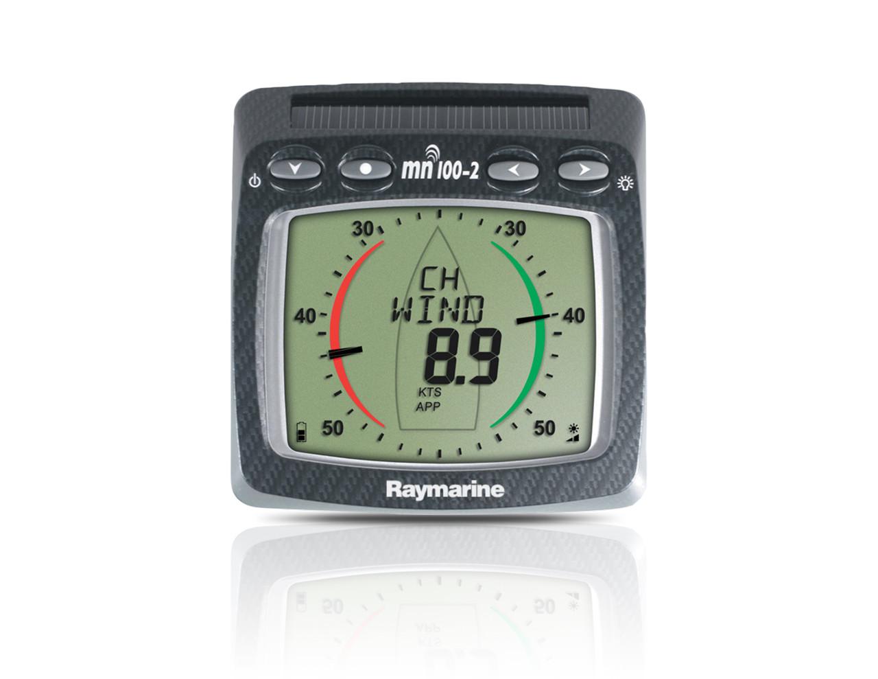 Raymarine Wireless Multi Analogue Display Instrument