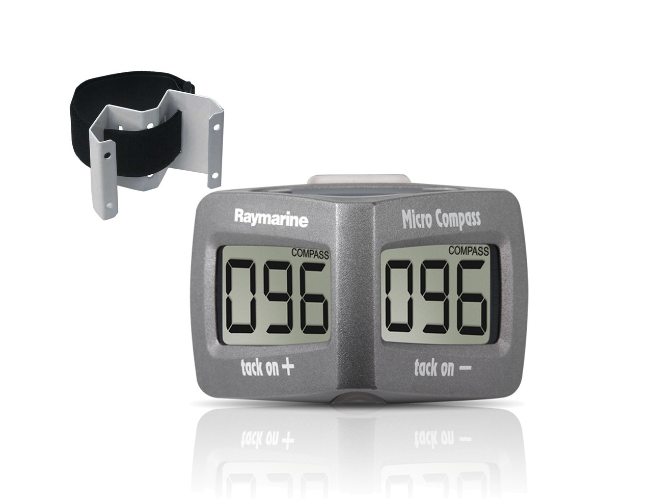 Raymarine Micro Compass System with Strap Bracket