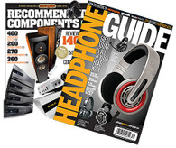 2015 Recommended Components & 2014 Ultimate Headphone Guide Package