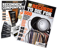 10 Years of Records to Die For & 2015 Recommended Components Package