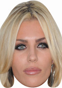 Abbey Clancy Celebrity Face Mask