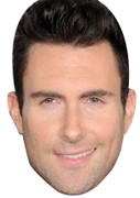 Adam-Levine Celebrity Face Mask