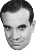 Al Jolson Celebrity Face Mask