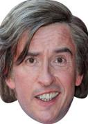 Alan Partridge Celebrity Face Mask